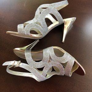 Bandolino Sparkle Sandals